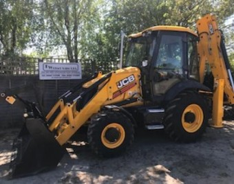 NEW UNUSED JCB 3CX SITEMASTER FOR HIRE OR SALE (CHOICE)