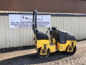 2013 BOMAG BW80AD-5 ROLLER 380 HOURS