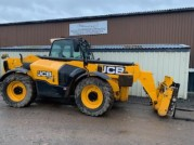 2016 JCB 540-140 1000HOURS AIR CON, SWAY, HYD FORK POSITIONING